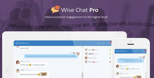 Wise Chat Pro v2.4.2 — Чат WordPress