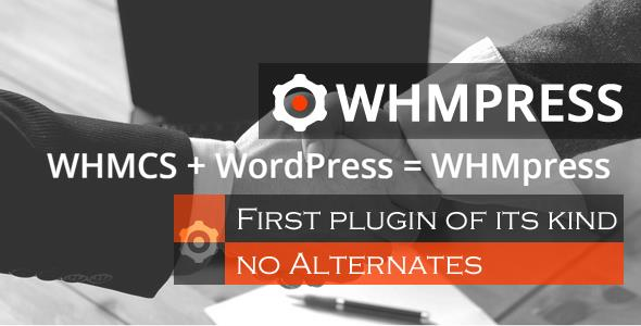 WHMpress v5.6 — Плагин интеграции WHMCS — плагин WordPress (Nulled)