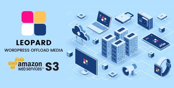Leopard v1.0.30 Загрузка медиа — плагин WordPress (Nulled)