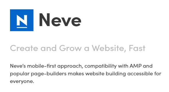 Neve Pro Addon v1.2.6 AMP — плагин WordPress (Nulled)